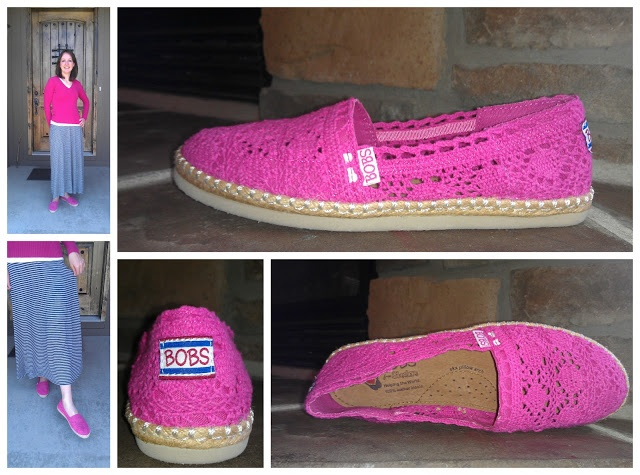 Buy a pair of Bobs shoes and SKECHERS will donate a pair to a child in need.and b stylish while ur at it!