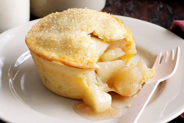 Individuali torte di mele