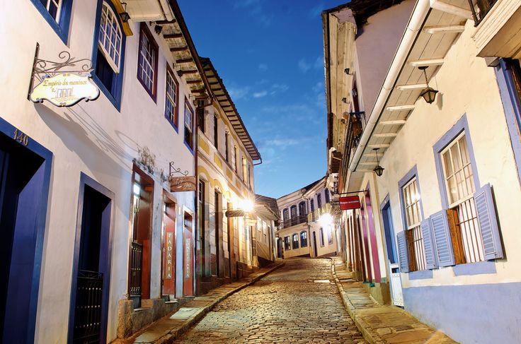 Ouro Preto, Brazília