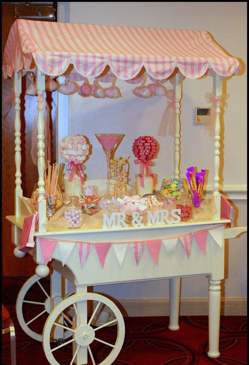 Wagon Cart Buffet ~ Best images about candy carts wagons on pinterest