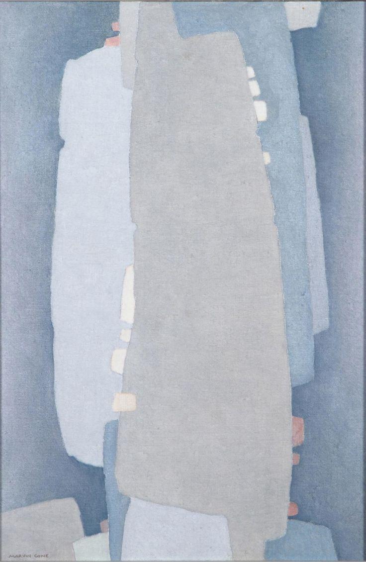 Marvin Cone - Enigma, 1961 - Cedar Rapids Museum of Art