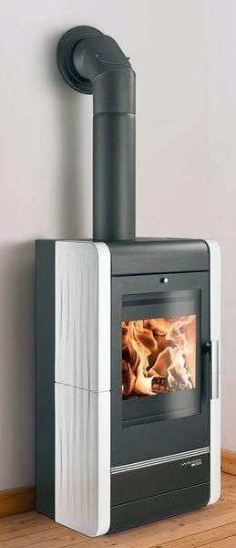 17 best Kamin images on Pinterest Fire pits, Fireplace mantel - küchen holzofen wasserführend