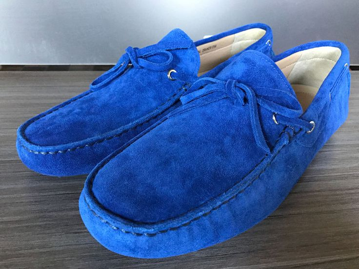 New BALLY DRAMER DRIVING SHOES CAR LOAFERS Shoes size 10.5 $495 #Bally #DrivingMoccasins