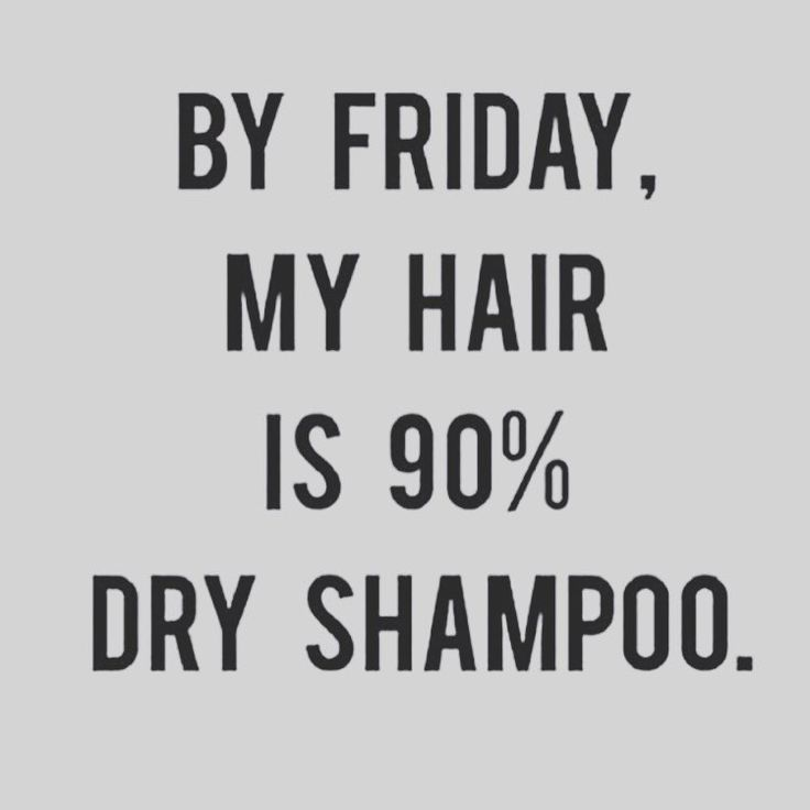 Truth  Our faves: @gkhair Dry Shampoo and @aghair Tinted Dry Shampoos (covers those roots as well!). Happy Friday, friends!