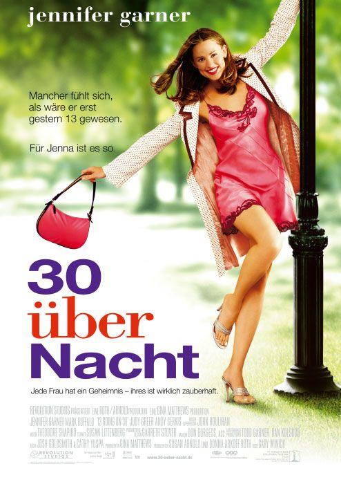 Poster zum Film: 30 über Nacht
