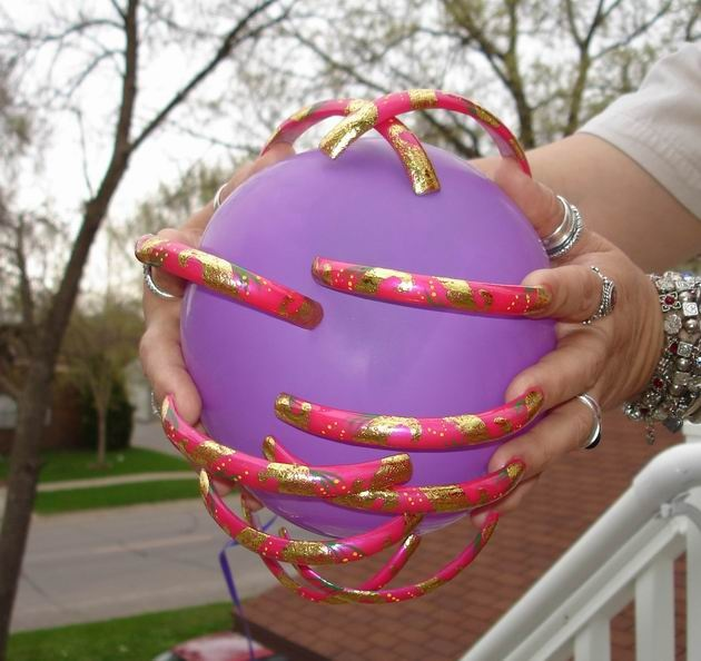 102 best Long Naild images on Pinterest | Acrylic nail art, Acrylic ...