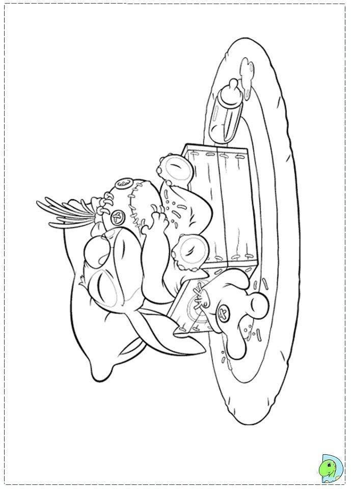 Mejores 42 imágenes de lilo et stitch en Pinterest   Bella, Bocetos ...