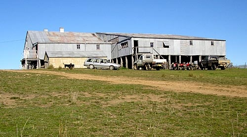 Gidleigh Shearing Shed, Bungendore, NSW