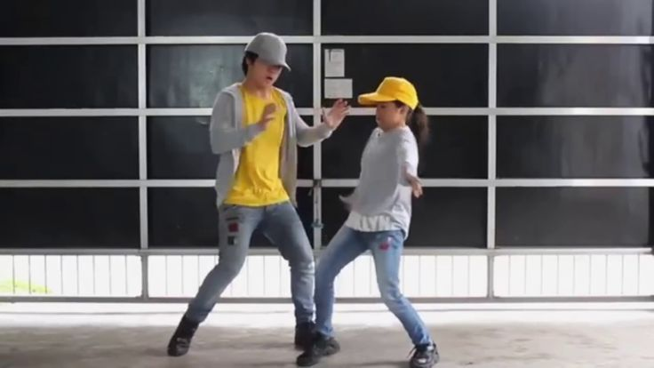 Ranz and Niana Coolest Dance Compilation