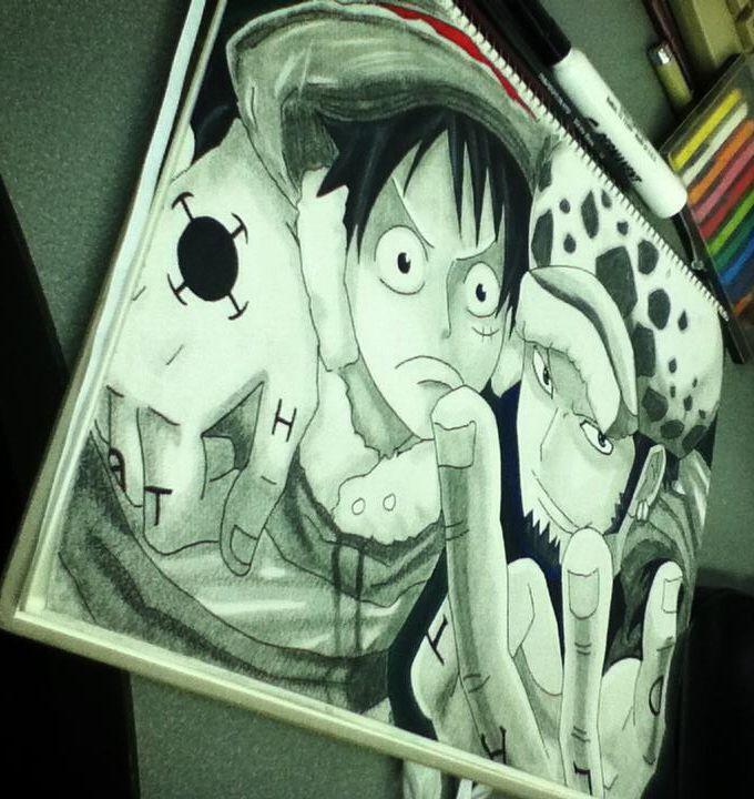 One Piece 882 - Page 21 - Manga Stream