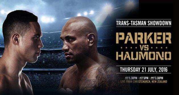 Stream free Parker vs Haumono Fight online 2016-07-21
