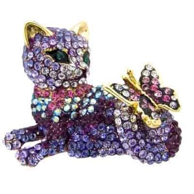 Butler & Wilson Amethyst Lying Down Cat Butterfly Brooch Butler & Wilson http://www.amazon.co.uk/dp/B00L3IV3B8/ref=cm_sw_r_pi_dp_EfCivb0SSF6T0