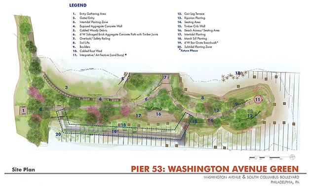 DRWC: A New Pier Park at Washington Ave Green