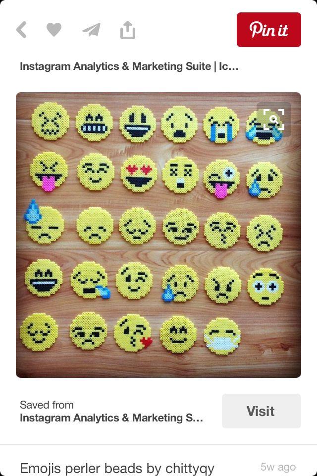 Loads of emojis