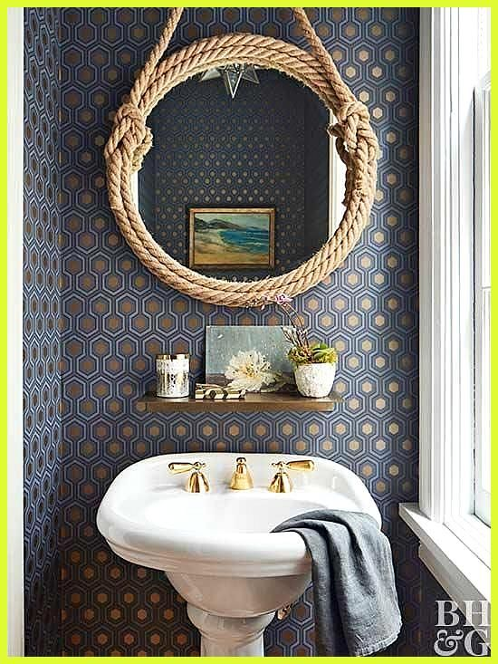 Bringen Sie Farbe in Ihr Badezimmer. Wir haben unseren Favoriten aufgerundet ……  # My Pano
