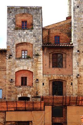 Ancient Hill Town San Gimignano, Tuscany