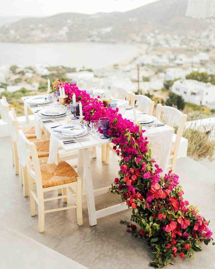 38 Pink Wedding Centerpieces We Love Wedding Flowers Pinterest