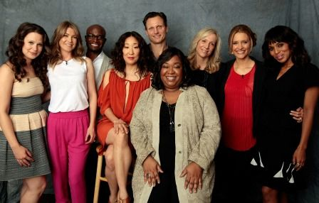 The Stars of Shonda Rhimes' Grey's Anatomy, Private ...