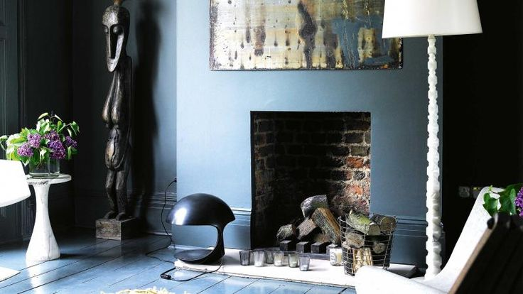 Creative Ideas For An Unused Fireplace Ideas For The