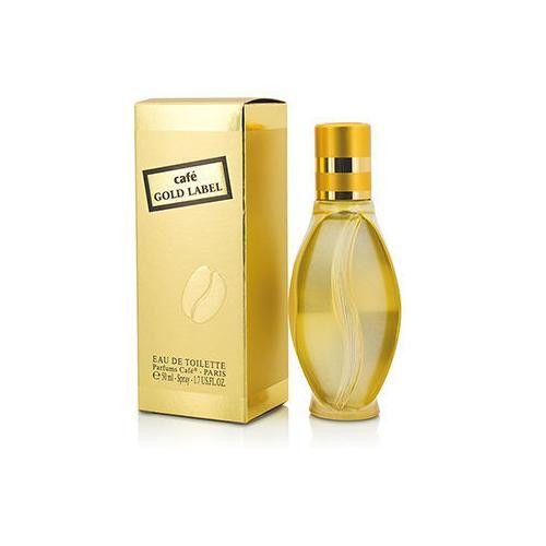 Cafe Gold Label Eau De Toilette Spray 50ml/1.7oz