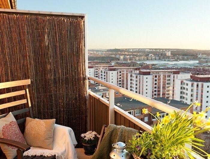 Comment aménager un balcon avec style 55 photos inspirantes
