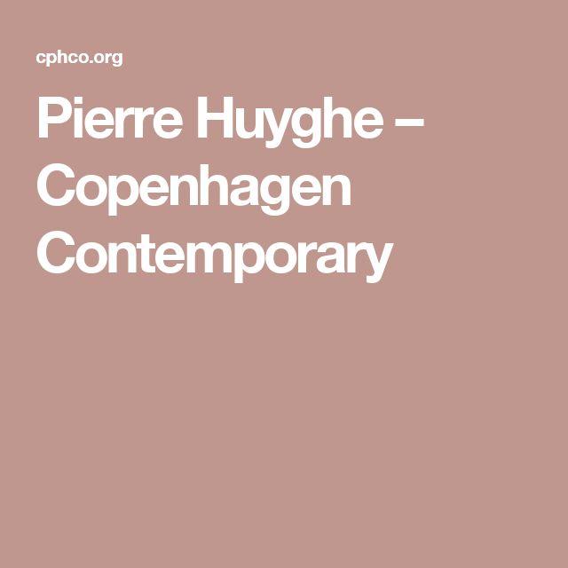 Pierre Huyghe – Copenhagen Contemporary