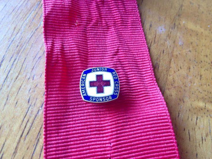 American Junior Red Cross Sponsor
