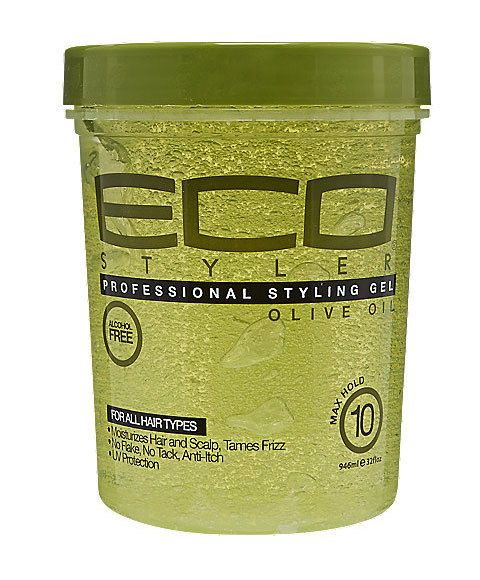 Eco Styler Olive Oil Styling Gel, £6.99 | 17 Affordable Products That Work Wonders On Natural Hair