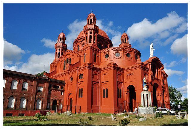 URUGUAY Santuario (Montevideo).