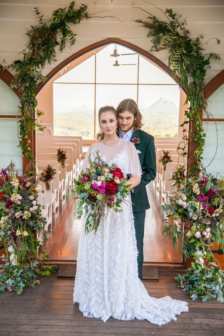 Maleny Wedding Venue - Weddings at Tiffany's Wedding bouquet, wedding flowers