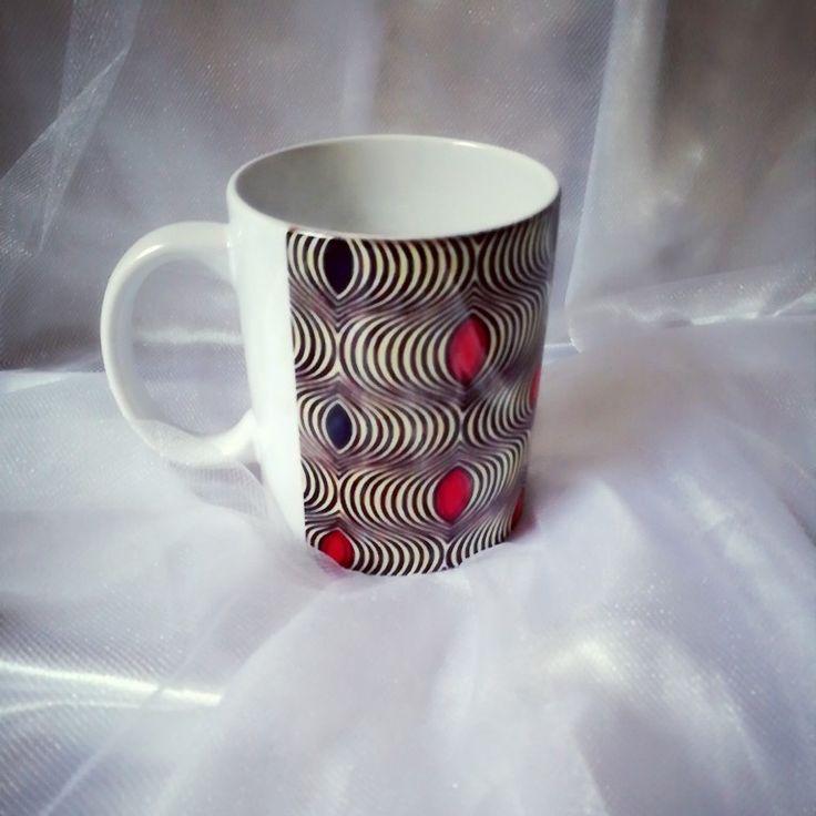 tasse cafe ou th tasse d cor cuisine d coration tasse personnalis e porcelaine tasse. Black Bedroom Furniture Sets. Home Design Ideas