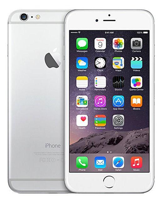 iPhone 6 Plus 16GB Silver Bundle | Marisota