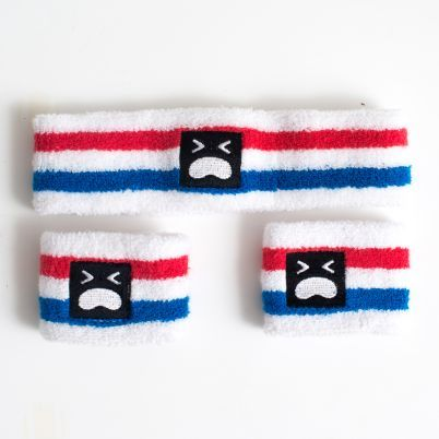 Uglycc gym sweatbands