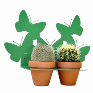 VOL.2 (Wall Pot Holder)  #pot #flower #wall #outdoor