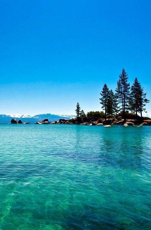 Озеро Тахо, штат Калифорния