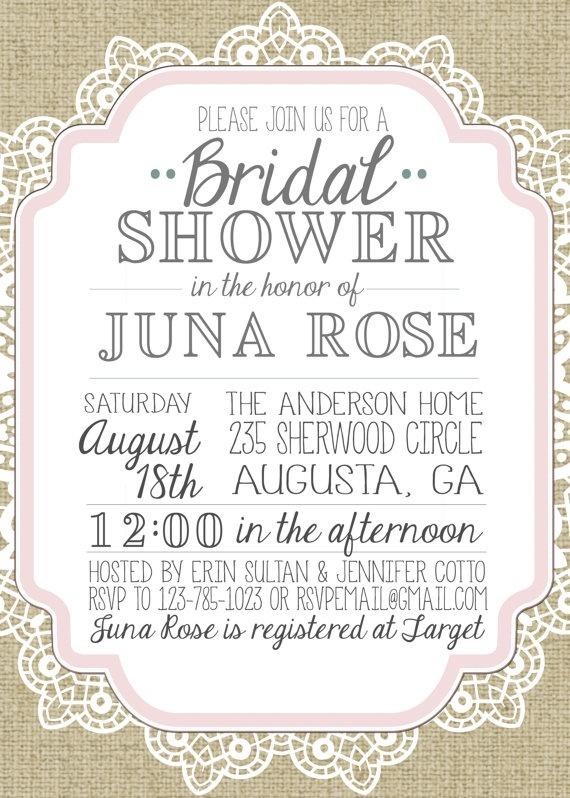 Best Bridal Shower Decor  Ideas  Themes Images On
