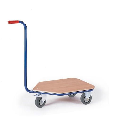 GTARDO.DE:  Dreirad-Griffroller, Tragkraft 200 kg, Maße 900x500 mm, Ladefläche 600x500 mm 108,00 €