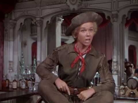 They don't make 'em like this anymore.  Love Doris Day!The Windy City from Calamity Jane (1953)