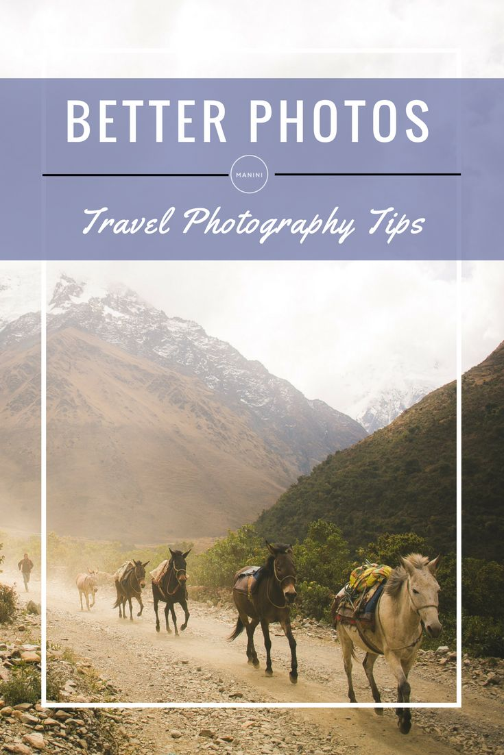 We should all strive to create travel photos that most accurately reflect our experiences – what we saw, felt, smelled, heard – in order to truly give them a sense of our travels. Check out these great travel photography tips!