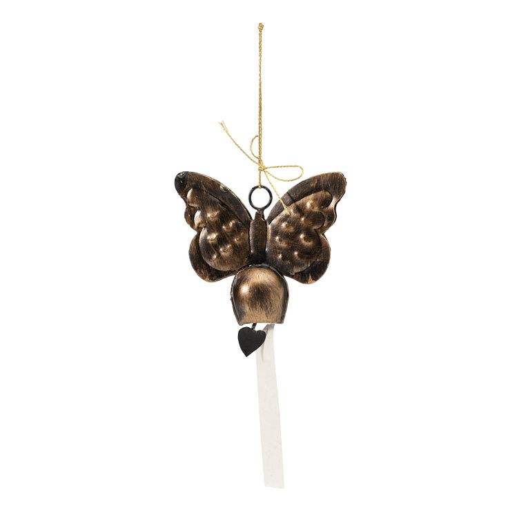 Wishing Bell Vlinder uit India