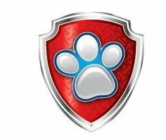 paw patrol badge template - Google Search | paw patrol party ...