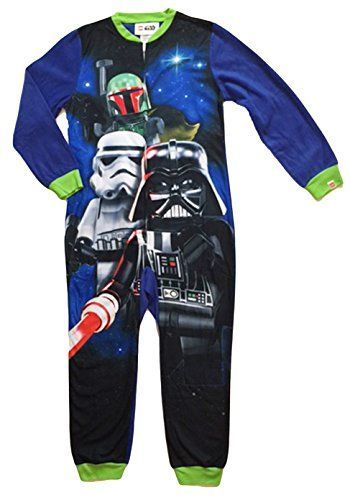 Lego Star Wars Big Boys One Pc Blanket Sleeper Pajama 8 *** Find out more about the great product at the image link.