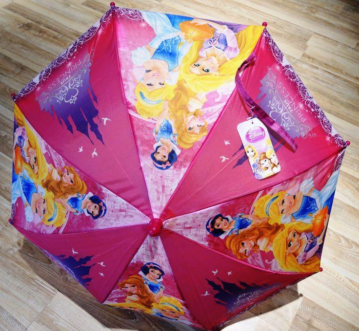 Princess Kinderschirm um € 12,00 bei Kirsches Taschen und mehr...! www.kirsches.at oder auf Facebook