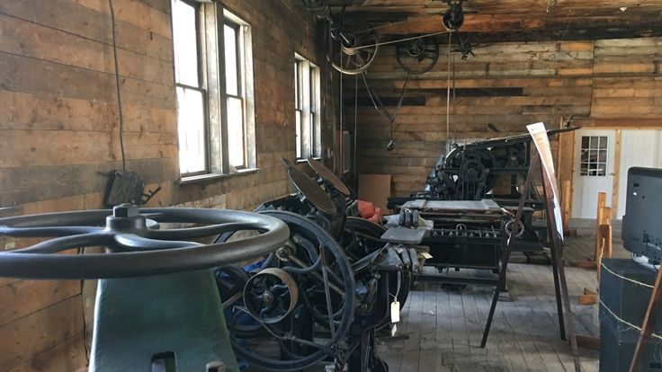 Printing presses from 1900s need to be restored to stay relevant, say archivists