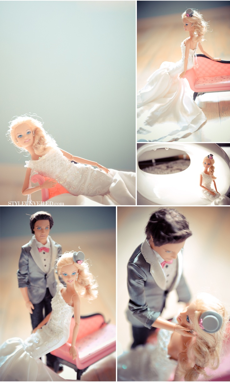 15 Best Barbie And Ken S Wedding Album Images On Pinterest