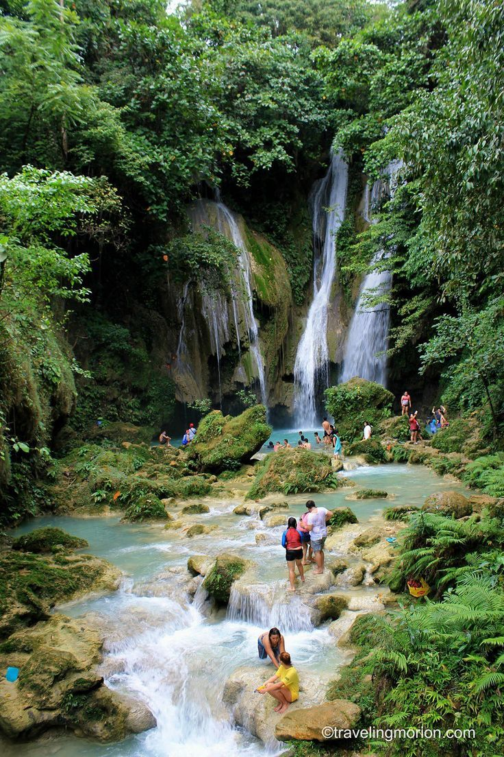 Best waterfalls in the Philippines | Mag-aso falls
