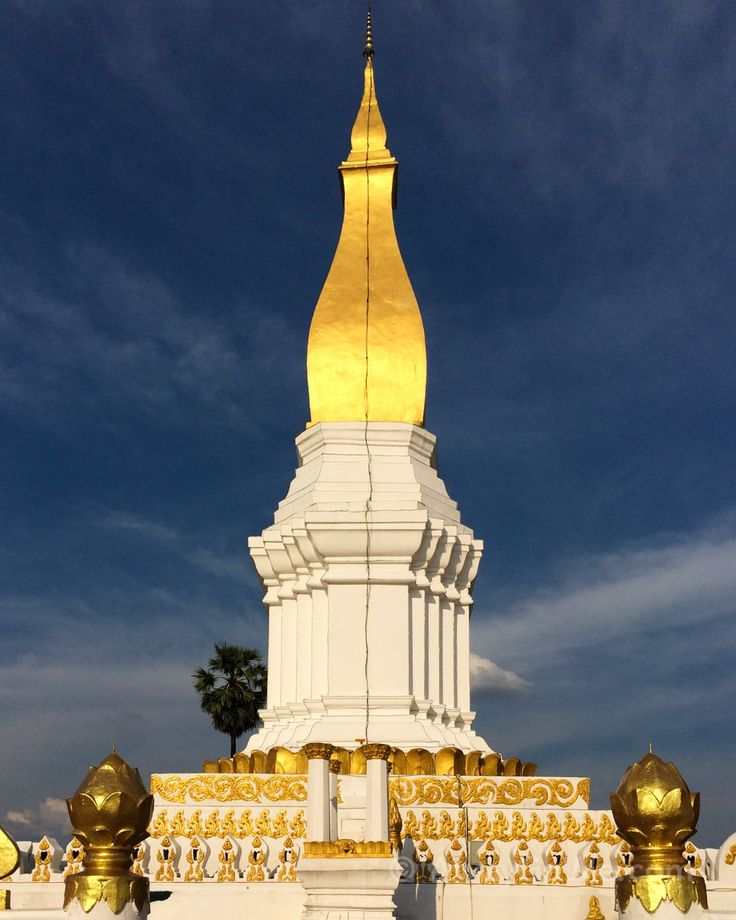 That Sikhottabong, on the banks of the Mekong just south of Thakhek, Laos.