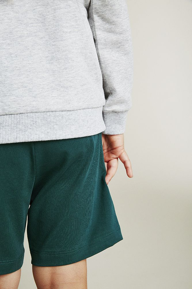 Lookbook SS17   WAWA  Shorts - Col. Bottle Green