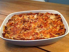 Evas Køkken: Klassisk Lasagne