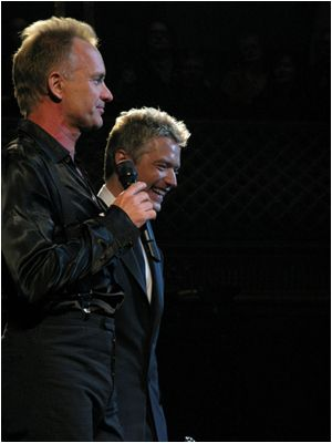 Chris Botti in Boston with Sting!  fabulous DVD!!